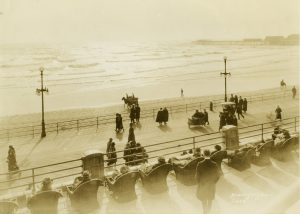 Atlantic City Boardwalk Archivio del Touring Club Italiano